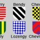 Very Basic Heraldry Part Two – Variations, Animals, Colors and Metals