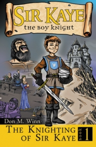 1 Kaye Book One Cover Art 250 pxwide
