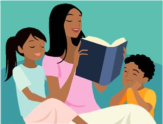 Parents with Dyslexia Reading