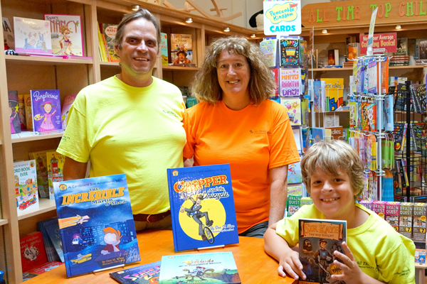 GT-Soeffker Family with CBA books