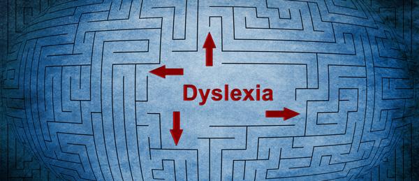 Dyslexia Concept small