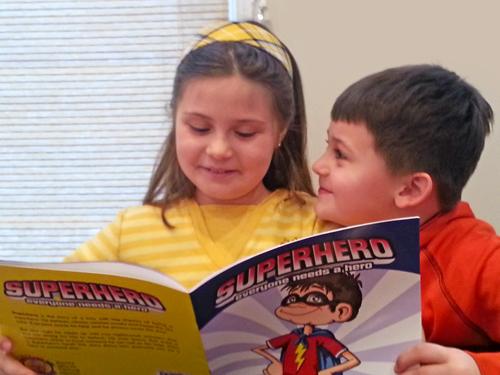 reading-siblings