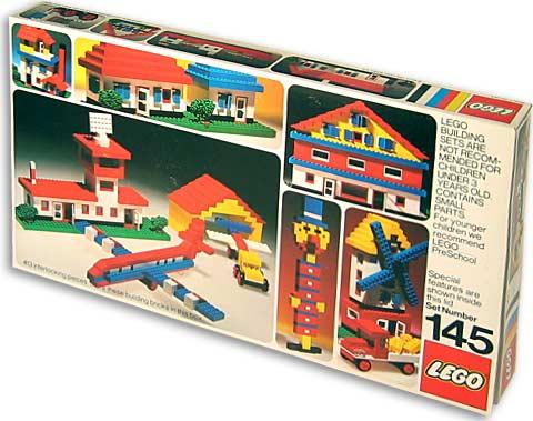 1974 LEGO set