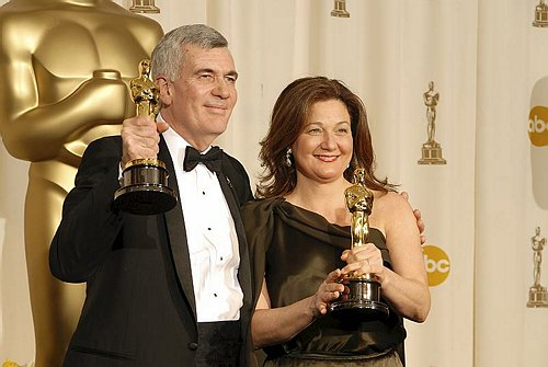 john-canemaker-and-peggy-stern-academy-award