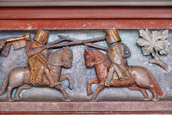 old-art-jousting-knights-bas-relief-sculpture-small