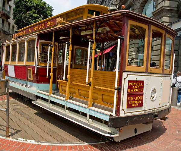 A Trip In Time: The History Of San Francisco Cable Cars