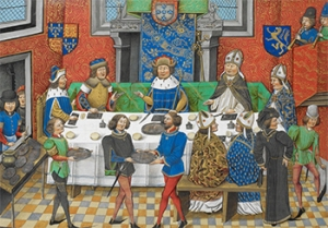 john of gaunt dines with king of portugal