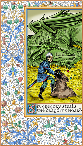 SirGregory book page