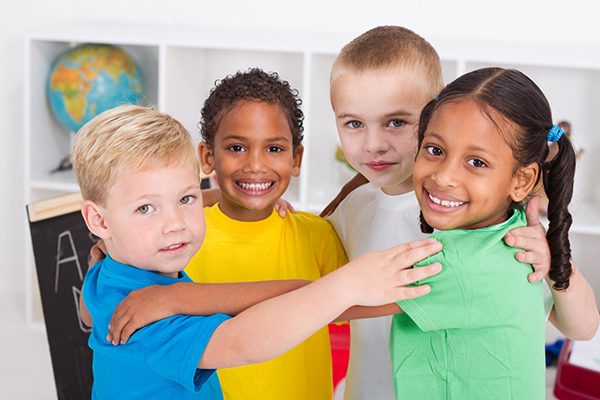 Preschool Kids small