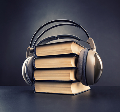 Audio Books Concept small