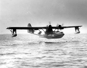 PBY_Catalina_landing small
