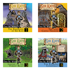 sir kaye audio books by don winn