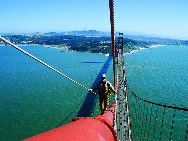 Dream Big - GOLDEN GATE AERIAL