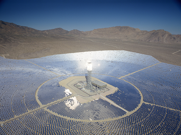 Dream Big - IVANPAH SOLAR ELECTRIC GENERATING SYSTEM