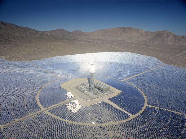 Dream Big - IVANPAH SOLAR ELECTRIC GENERATING SYSTEM