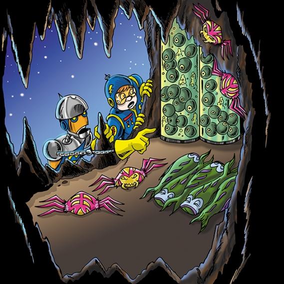 the lost treasure of zandor by don winn cave