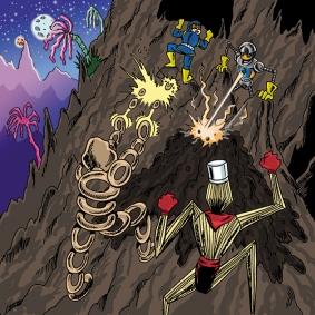 the lost treasure of zandor by don winn minions