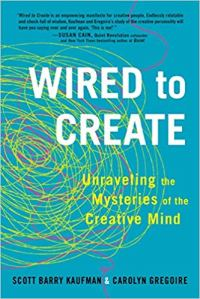 Wired to Create book cover_